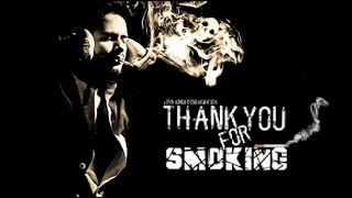 Thank You For Smoking | Hindi Short Film | 2015 | Full HD
