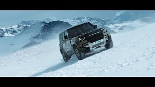 New Land Rover DEFENDER – Redefining Capability