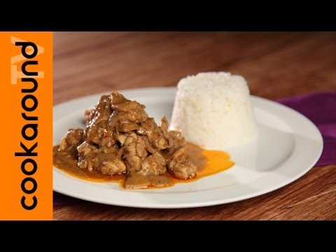 Pollo al curry – le videoricette di Cookaround