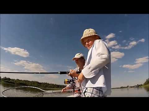 видео рыбалка харабалинский район