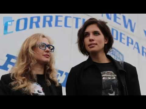 Pussy Riot Visits Occupier Cecily McMillan in NYC Jail | Mashable