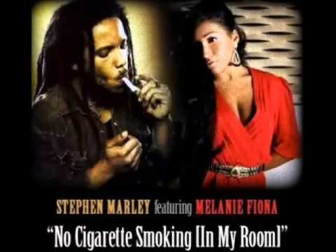Stephen Marley Feat. Melanie Fiona - No Cigarette Smoke [in My Room] 2010 video