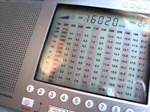 Number Station S06s with Degen 1103 - 150812 - 1010z