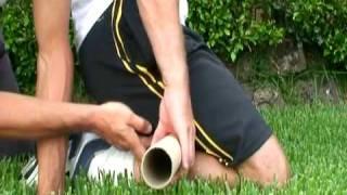 Phương pháp chữa đau đầu gối và đau khủy tay trong tennis - quần vợt - bóng đá