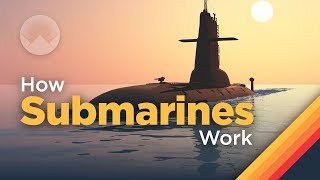 Living Underwater: How Submarines Work
