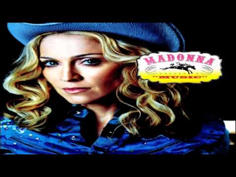 Madonna - Nobody's Perfect (Album Version)