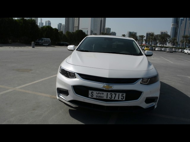 Chevrolet Malibu 2017 - Test Drive - Cheap and Luxury