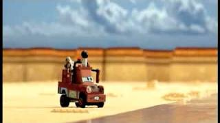 LEGO Cars Mini Movie 2012