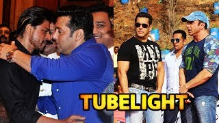 Salman-Shahrukh To Attend Iftar Party 2017 Together, Salman PROMOTES Tubelight On India Banega Manch