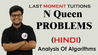 N Queen Problem using Backtracking with Example in Hindi