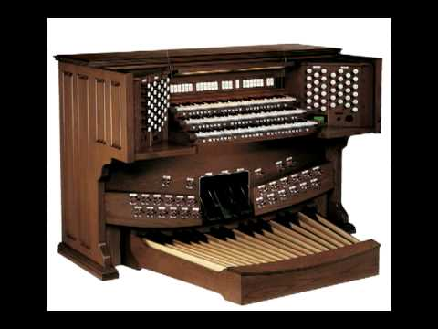 Rodgers 968 Full Organ Demo - Holy Holy Holy - God Of our Fathers