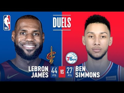 You Need To WITNESS This Duel! Ben Vs LBJ