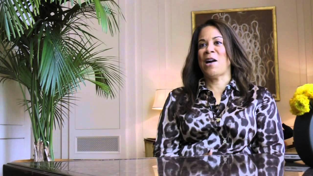 Juanita Vanoy Jordan On Parenting Youtube