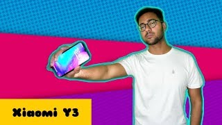 Xiaomi Redmi Y3 Phone- SELFIE BEAT AKA BUDGET KILLER for Younger Grab at First Sale from Here