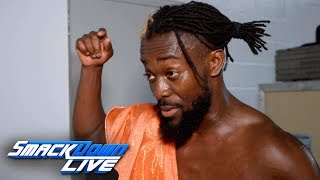 How is Kofi Kingston preparing for Orton?: SmackDown Exclusive, July 23, 2019
