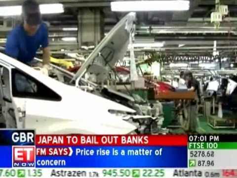 Bank of Japan to provide 10 trln yen in loans to banks