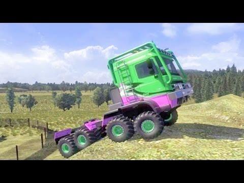 DAF Crawler ETS2 (Euro Truck Simulator 2)