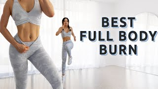Full Body Workout - QUICK & EFFECTIVE (No Equipment) | 15 Day Challenge