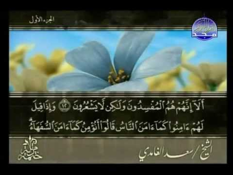 Surah Al Baqarah Holy Quran Recitation 6 video