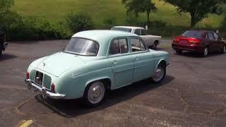 1962 Renault Dauphine