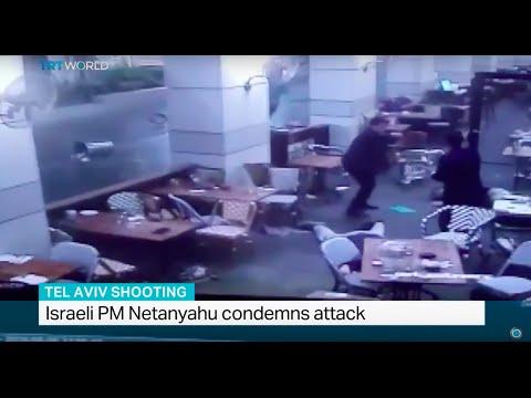 Benjamin Netanyahu condemns Tel Aviv shooting, Jon Brain reports