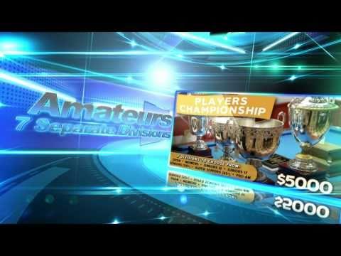 Super Billiards Expo Streaming Video