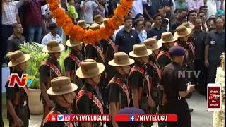 Atal Bihari Vajpayee Funeral Procession From His Residence To BJP Head Quarter | NTV