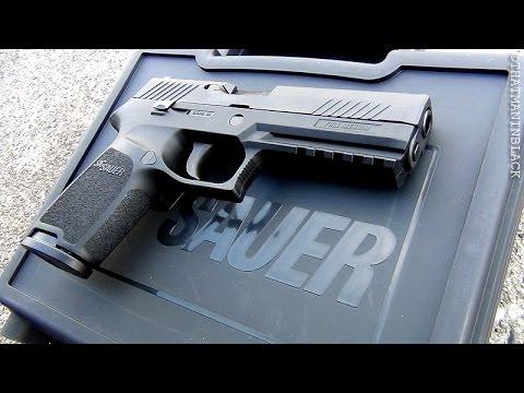 Sig Sauer P320 Full Frame Pistol 9mm