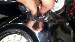 How to change the oil on a Yamaha Roadstar