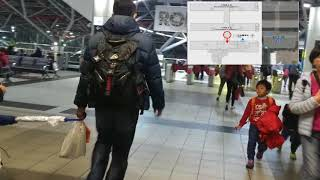 How to transfer from THSR Tainan Station to TRA Salun Station
