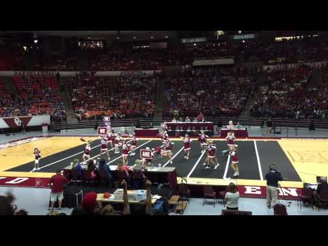 Tuttle High School - 2014 State Championship Cheer Routine