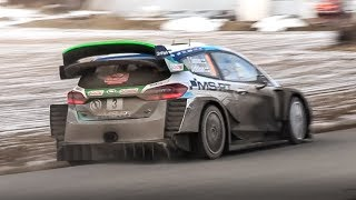 WRC 2020: Rallye Monte-Carlo - Best of WRC Cars High Speed Fly Bys, Fast Sections & Max Attack!