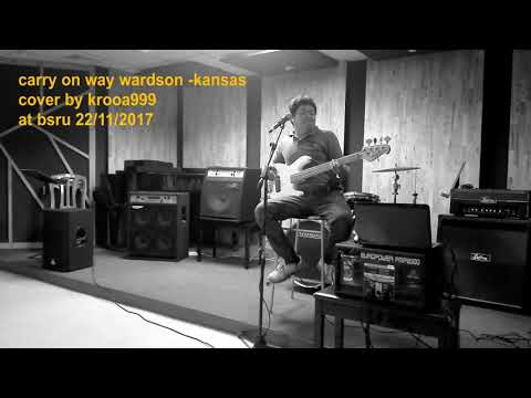 CARRY ON WAY WARD SON LIVE AT BSRU BY KROOA999 22/11/2017