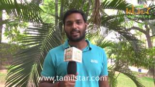 Arun Balaji At Adra Machan Visilu Movie Press Meet