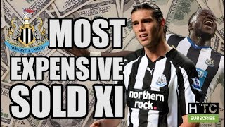 Newcastle United's Most Expensive SOLD XI