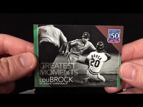 2019 Topps Retail Blister Pack Rip