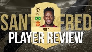 FIFA 19 - FRED (82) PLAYER REVIEW