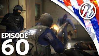 [GTA5] BANKOVERVAL, OP PAD MET HET SWAT TEAM!! - Royalistiq | Nederlandse Politie #60 (LSPDFR 0.31)