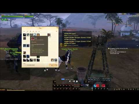 ArcheAge - Opening 100 Jester Coinpurse