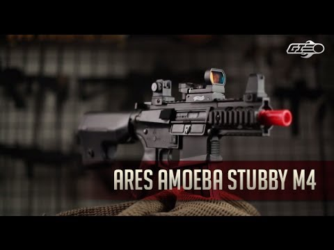 ARES Amoeba Stubby M4 w/ Electronic Trigger - Airsoft GI