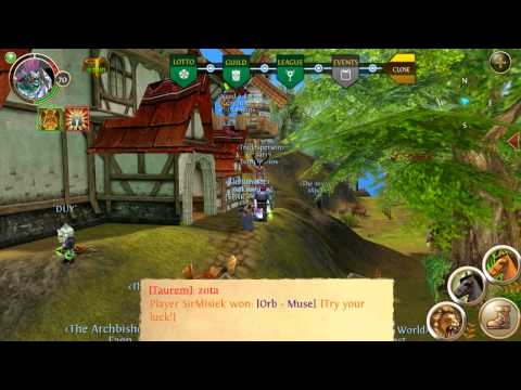 Order and chaos online account for sale (sold)