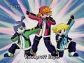 Powerpuff Girls Z & Rowdyruff-Bad Boy