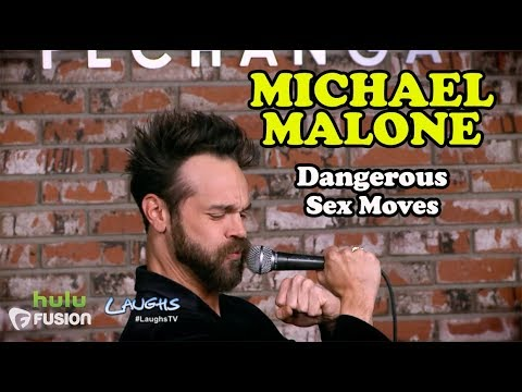 Dangerous Sex Moves  | Michael Malone  | Stand-Up Comedy thumbnail