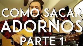 COMO SACAR ADORNOS PARA MUSICA NORTEÑA / SIERREÑA (PARTE 1)