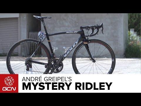 André Greipel's 'No Name' Ridley | Giro D'Italia 2015
