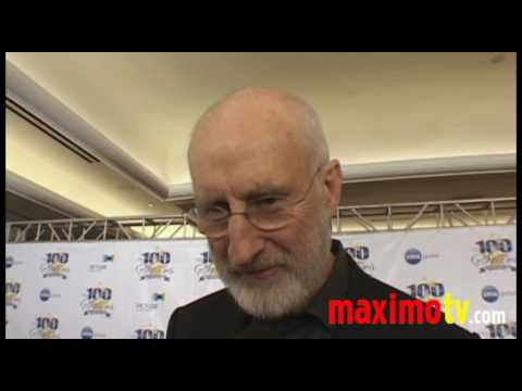 James Cromwell (Surrogates) Interview at 'Night Of 100 Stars' 2010 Oscar Viewing Party March 7, 2010 Video