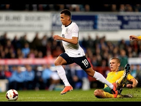 Ravel Morrison wondergoal for England U21