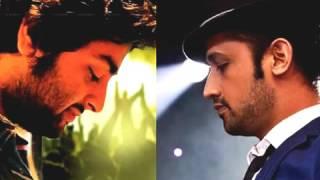 atif aslam vs arjit sing compitation 2017 - atif aslam vs arijit singh songs competition must watch