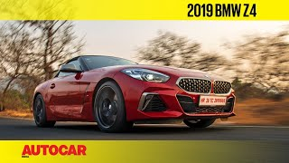 2019 BMW Z4 Roadster | First Drive Review | Autocar India