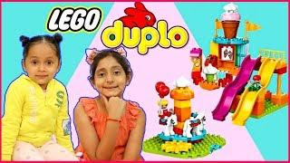 Anantya & Anaya PRETEND PLAY with LEGO DUPLO .. | #Unboxing #Playhouse #Toys #MyMissAnand #ToyStars